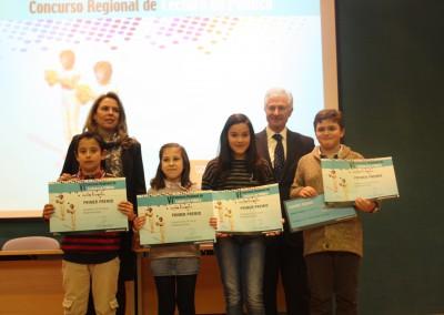 1º Premio Primaria Grupo