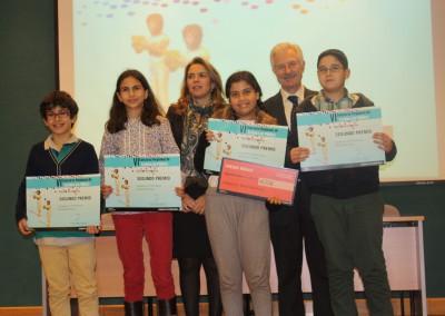 2º Premio Primaria Grupo