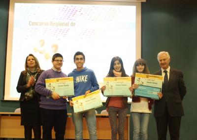 1º Premio Secundaria Grupo