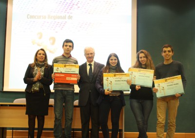2º Premio Secundaria Grupo