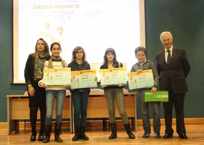 Finalistas Secundaria Grupo