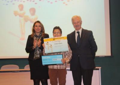 1º Premio Secundaria Individual