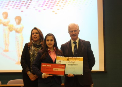 2º Premio Secundaria Individual
