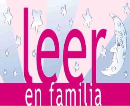 """Campaña """"Leer en familia"""""""