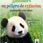 Animales en peligro de extinción explicados a los niños