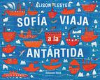 Sofía viaja a la antartida
